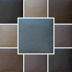 Sierra Linen Look Upholstery Fabric Material High Quality Craft FR BS7177