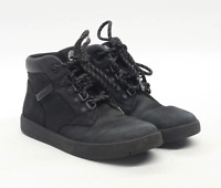 Timberland Boys UK Size 1 Black Trainers