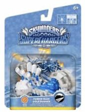 Skylanders Superchargers POWER BLUE GOLD RUSHER LAND Vehicle BNIB