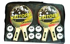 New listing Table Tennis Racket and Ball Sets - Includes ITTF Approved Ping Pong Paddles