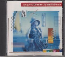 CD ALBUM TANGERINE DREAM / LILY ON THE BEACH