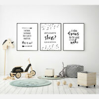 Mono Black & White GREATEST SHOWMAN QUOTE PRINTS A4 A3 Inspirational This is me!