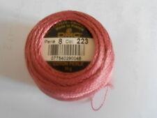 DMC Perle 8 Cotton Ball Colour 223