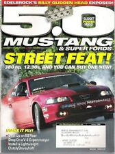 5.0 MUSTANG 2002 JAN - STEEDA FOCUS, WILD V6 EATS GT
