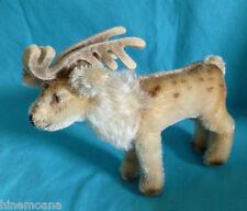 """Early Renny Reindeer Caribu 4.5"""" Steiff wow"""