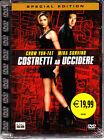 COSTRETTI AD UCCIDERE - SPECIAL EDITION - DVD (NUOVO SIGILLATO) SUPER JEWEL BOX