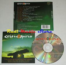 CD CELTIC SPIRIT 1996 DE DANANN FUREYS DUBLINERS IRISH MIST STORM lp mc vhs(C3)