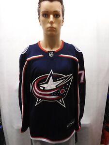 NWT! Fanatics Mens Columbus Blue Jackets Jersey Sergei Bobrovsky #72 NHL Size S