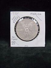 Mexico 1921 Mo Silver Dos Pesos Centennial Independence Commemorative
