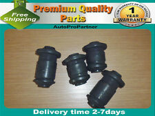 4 FRONT LOWER CONTROL ARM BUSHING SET PAIR SILVERADO SUBURBAN SIERRA 1500 07-15