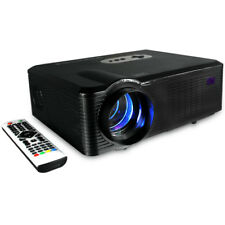 Excelvan CL720 LED Projector 3000 Lumens 1280x800 for Home Entertainment