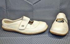 Born Light Tan Leather Clogs Women's US Size 10 M Great Shape Casual Shoes B5450