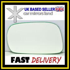 Left Passenger  Wing Mirror Glass CONVEX Vauxhall AGILA 2000-2007