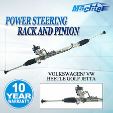 Jetta Beetle VW Power Steering Rack and Pinion Complete Golf 99-07