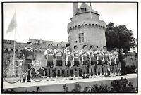 Fête du cyclisme à l'occasion du Départ du Tour de France de VANNES 27 juin 1985