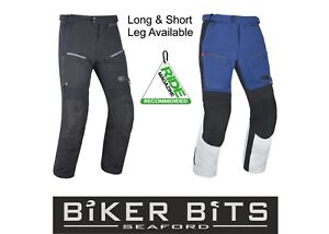 OXFORD MONDIAL Laminated Advanced Motorcycle Waterproof Trouser RiDE Recommended