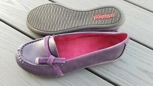Orthaheel Purple Mae Slip On Loafers Shoes Women's US 7.5 Medium