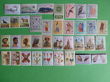LOT 5364 TIMBRES / STAMP THEME POSTE AERIENNE + DIVERS ANGOLA ANNÉE 1950-1981