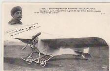 carte postale - AVION - LE MONOPLAN - LA COLOMBE DE LADOUGNE