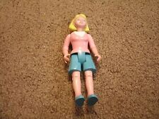 1993 Fisher Price Loving Family Plastic Jointed Blond Mom