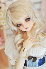 New Hot 8-9inch 21-24cm pure Imitation Ma Haimao Gold Wig For 1/3 SD AA BJD Wig