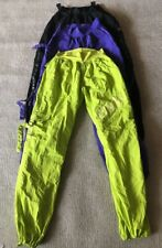 Lot Of 3 Zumba Fitness Feel the Music Cargo Pants Jogger Convertible M Women #M