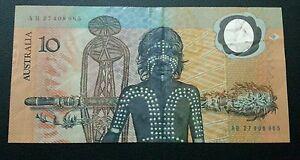 Willie: Australia 10 Dollar Polymer notes