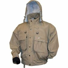 Frogg Toggs Hellbender Wading and Fly Jacket 2xl Stone