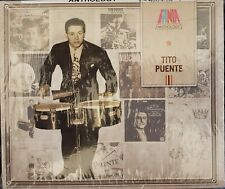 Tito Puente Anthology FANIA 2 CD Set, Santos Colon, La Lupe, Azuquita, Meñique