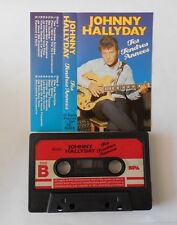 JOHNNY HALLYDAY Les tendres années FRENCH POP/ROCK EEC CASSETTE K7