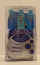 PORTABLE SHOWER RADIO AM FM STATIONS ROCK ON IN THE SHOWER NEW!!!