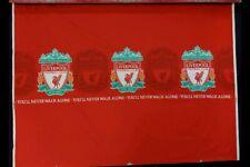 "Liverpool FC YNWA emblem badge football Fabric - 69""wide"