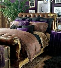 Ralph Lauren Bohemian Paisley King Comforter Set, RARE NEW IN PACKAGE.