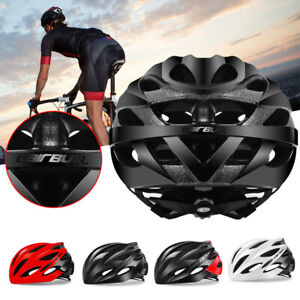 Fahrradhelm Herren Damen Leichter Radhelm Mountain Road BMX MTB Bike Sport Helm