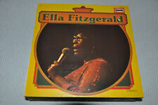 Ella Fitzgerald - Soul Jazz Europa - Album Vinyl LP