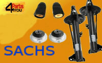 SACHS  BMW E36 318 316 3-SERIES SHOCK ABSORBER SET FRONT  top mount DAMPERS KIT