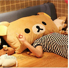 Rilakkuma Relax Bear San-X Cute Plush Brown Pillow gift 38*95cm Top Sale