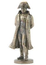 "9 3/4"" Napoleon Cold Cast Bronze Figurine Statuette Unicorn Studios Figurine"