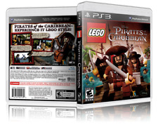 Lego Pirates of the Caribbean - Replacement  PS3 Cover and Case. NO GAME!!