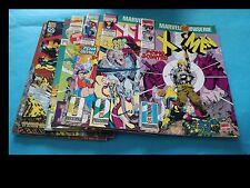 MARVEL MINISERIE: X-MEN con i numeri 1/4-25-29/32 dal 1994