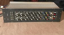 Studer 900 stereo preamp and eq. Racked.