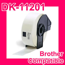 2 Rolls of Compatible Brother DK-11201 Standard Address Label