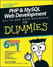 Php and MySql Web Development All-In-One Desk Reference for Dummi