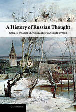 A History of Russian Thought, , Used; Very Good Book