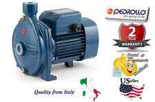Water Pump Pedrollo 110 V Model CPm600 0.5 (1/2) HP Quality Made in Italy