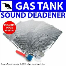 Heat & Sound Deadener AMC AMX 1967 - 74 Gas tank Kit + Seam Tape, Roller 6294Cm2