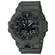G-Shock By Casio Men's Analog Digital GA700UC-3A Watch Green Alarm Water Resista