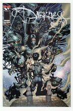 Top Cow Image Comics The Darkness (1996) #11 Portacio VARIANT NM