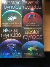 REVELATION SPACE SEQUENCE TRILOGY ALASTAIR REYNOLDS 3 X SPACE OPERA MASTERWORKS