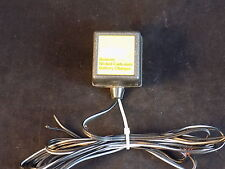 Variable POWER SUPPLY ADAPTER TRANSFORMER EVEREADY 120 VAC to 2.9 & 9 VDC TESTED